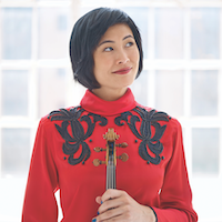 SOLD OUT! Event of Note: A VIRTUAL Evening with Violinist Jennifer Koh