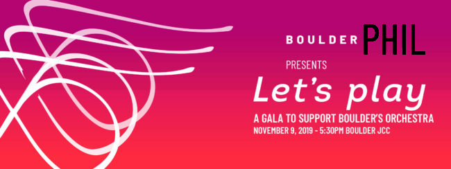 Let's Play Gala @ Boulder JCC | Broomfield | Colorado | United States