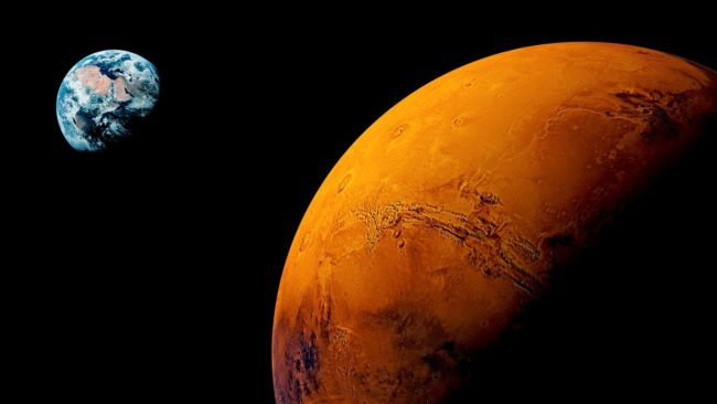 Mars and Life in the Universe @ Fiske Planetarium | Boulder | Colorado | United States