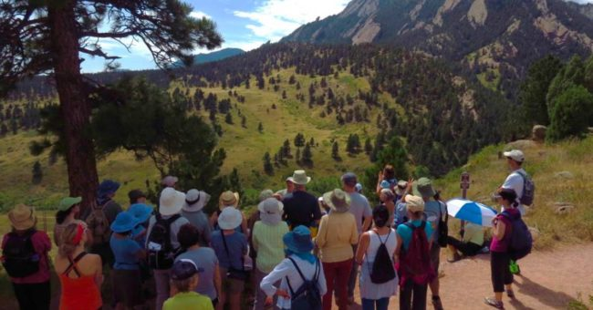 CANCELLED Musical Hike: Mystic Mountains: A Musical Journey @ NCAR | Boulder | Colorado | United States