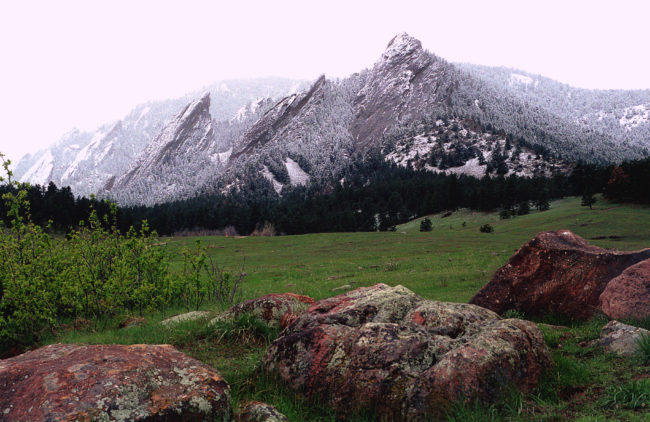 Musical Hike: The Music of Landscapes: Gritty & Pretty @ Shanahan Ridge | Boulder | Colorado | United States