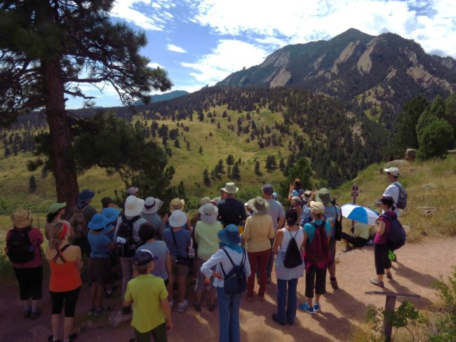 Musical Hike: Mystic Mountains: A Musical Journey @ NCAR