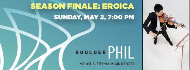 Eroica @ Macky Auditorium | Boulder | Colorado | United States
