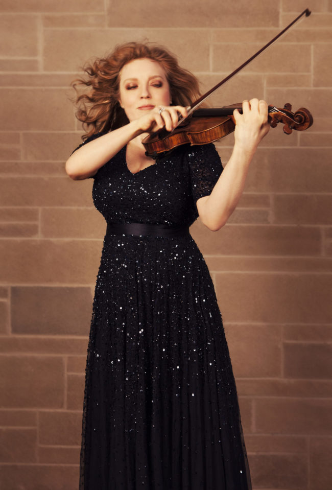 Event of Note with Violinist Rachel Barton Pine - Virtual