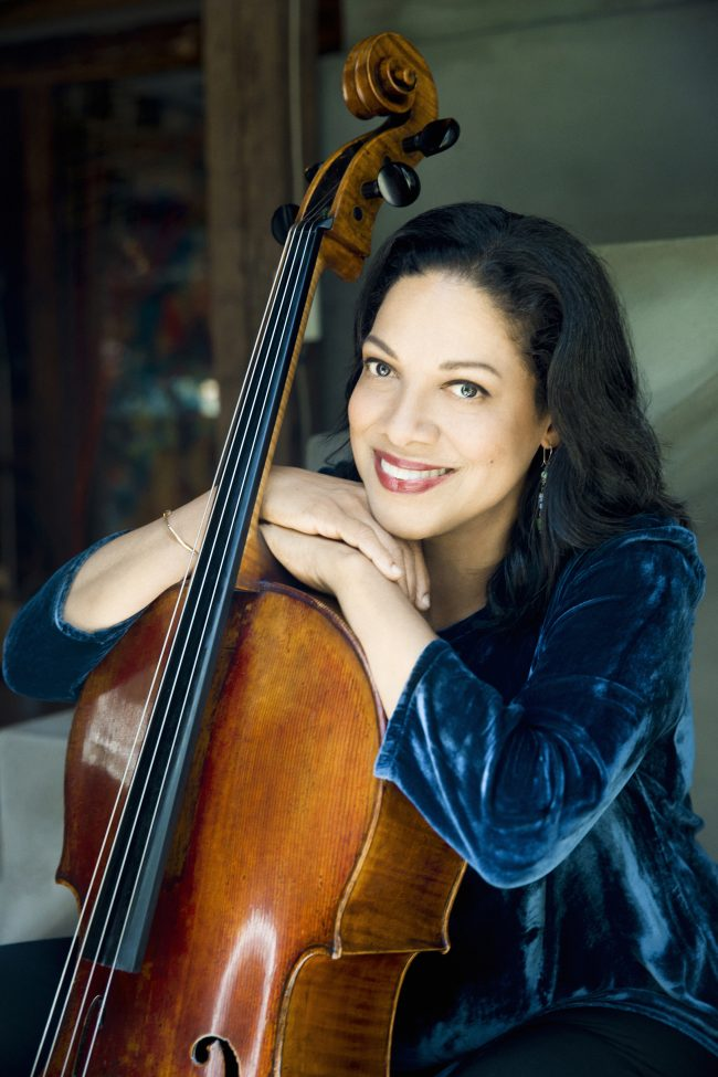 Virtual Event of Note-Cellist Astrid Schween