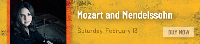 Mozart and Mendelssohn