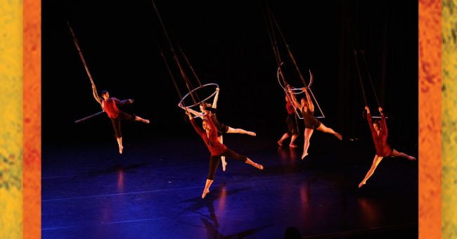 Beethoven Symphony No. 6 and Frequent Flyers Aerial Dance Digital Concert @ Online Event